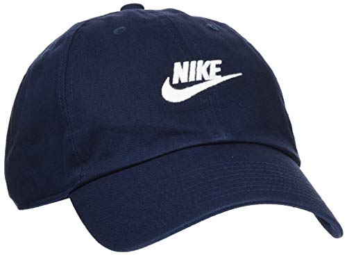 Nike 913011 Hat, Unisex Adulto, Obsidian/White, Única
