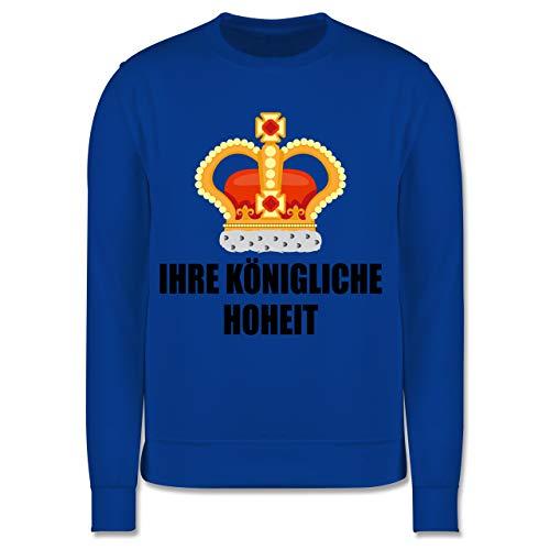 Shirtracer Sprüche Kind - Ihre königliche Hoheit - 3-4 Jahre (104) - Royalblau - JH030K - Kinder...