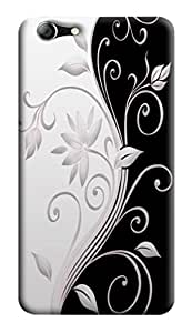 GADGETMATE Micromax Canvas 2 2017 Printed Back Cover(For Micromax Canvas 2 2017 )