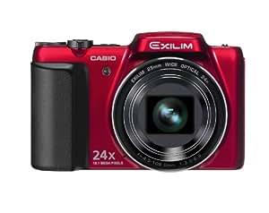 Casio - EX-H50 - Appareil Photo Numérique - 16,1 Mpix - Rouge