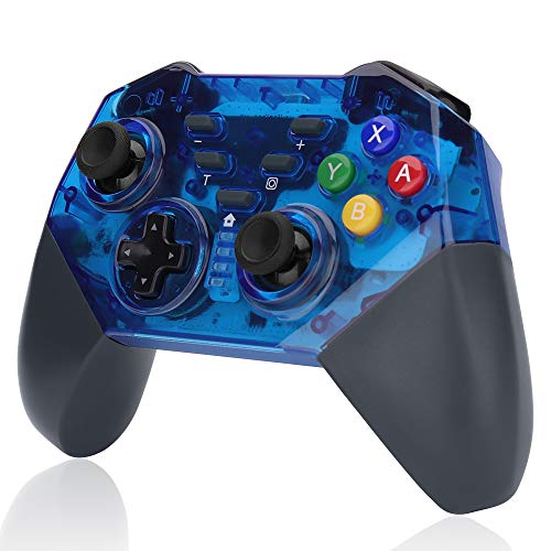 Price comparison product image WILLGOO Wireless Switch Pro Controller,  Support:Gyro Motion Controls Dual Shock