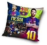FC Barcelona Kissen Messi in 40x40cm
