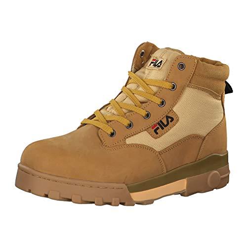 Fila Grunge mid, Herren  Hohe Sneaker, Braun (Chipmunk EDU), 43 EU (10 UK)