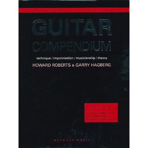 Guitar Compendium Vol.2 - technique / improvisation / musicianship / theory - The Praxis System - guitar - method - [Language: English] - (ADV 10015) - Guitar Method Vol