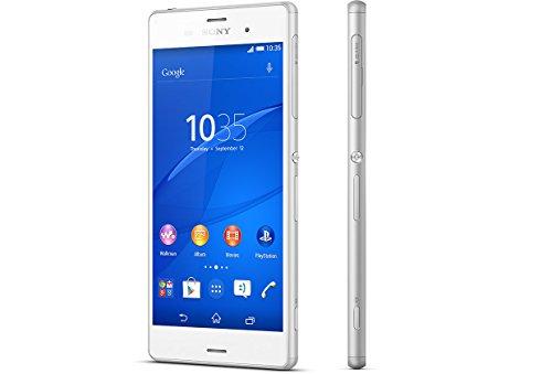 Sony Xperia Z3 Dual (D6633) - 16 GB - White