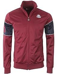 Kappa - Herren Trainingsjacke im Retro-Design - 80er Jahre-Stil