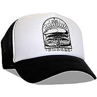 Bastart Caps - Gorra de náutica para Hombre Color Negro Talla One Size