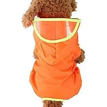 Pet raincoat Gabardina para Perros, Impermeable para Mascotas, Ropa para Perros, Poncho para