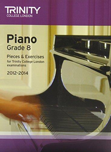 Piano Grade 8 2012-14 (Trinity Piano Examinations)