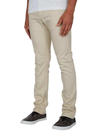Pantalon Volcom 2X4 Twill 5Pckt - Sandstorm-marro SANDSTORM