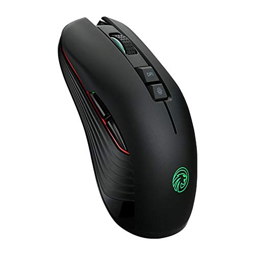HoganeyVan M600 Convinent Folding Wireless Mouse für PC Laptop-Computer Tragbarer Mini-USB-2,4-GHz-Snap-In-Transceiver Optisch Faltbar - 2,4-ghz-transceiver