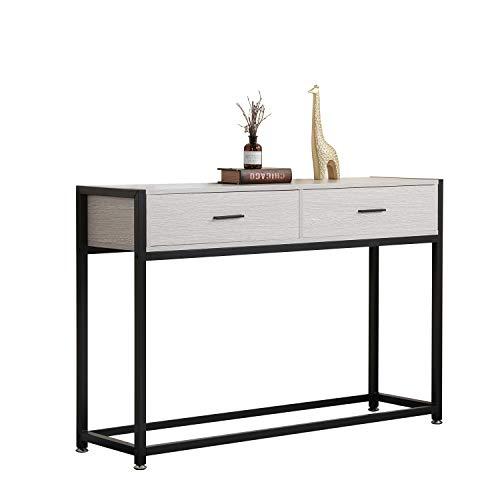 Soges consolle 2 cassetti scrittoio in legno da salotto mobili dx-121