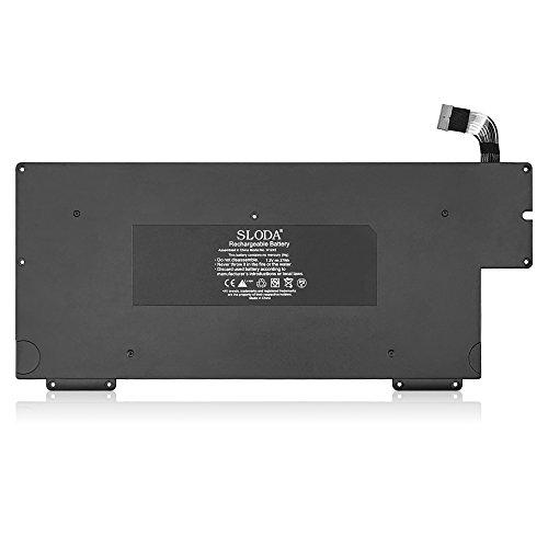 SLODA Laptop Notebook Ersatz Akku für Apple Macbook Air 13