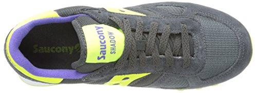 Saucony Originals Baskets Shadow Noir / Fuchsia Anthracite