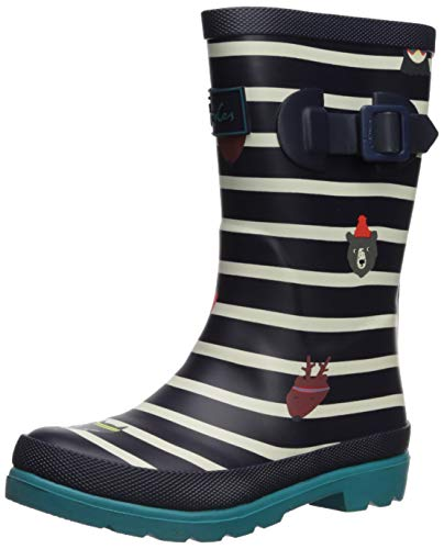 Joules Unisex-Child Boys Boys Welly