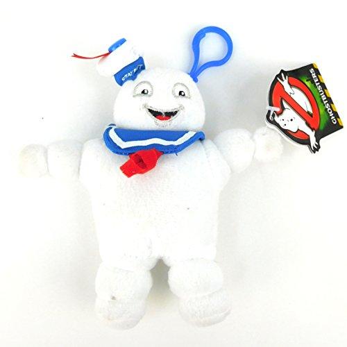 Ghostbusters Bag Plush Clip - Marshmallow Man - TV & Movie carattere Giocattoli