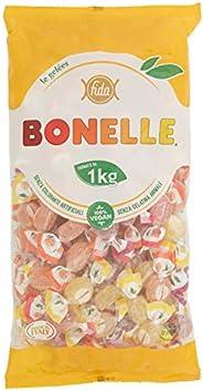 Bonelle Caramelle le Gélees ai Gusti di Frutta, 1kg