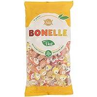 Bonelle Caramelle le gélees ai gusti di Frutta, 1 kg