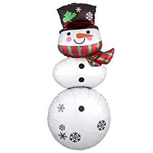 Amscan International 3425001 - Globo de Nieve para apilar