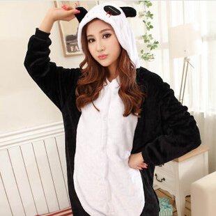 KIZAOD Pyjama Panda M - Grenouillère Déguisement Kigurumi