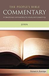 John: A Devotional Commentary for Study and Preaching (The People's Bible Commentary)