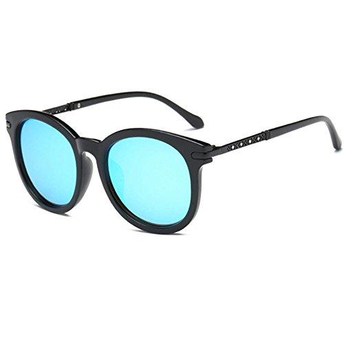 Luziang Männer und Frauen Sonnenbrille Sonnenbrille True Color Sonnenbrille Dame treibende Spiegel,Fahren, Reisen, Outdoor-Sport