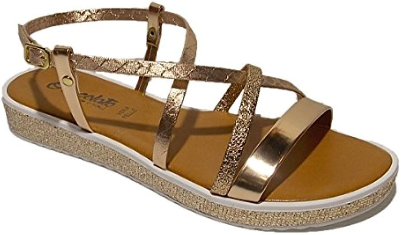 Gentiluomo   Signora oro COLATO Art M849 D Alta qualità e basso overhead Conosciuto per la sua buona qualità Lista delle scarpe di marea | Diversified Nella Confezione  | Scolaro/Ragazze Scarpa