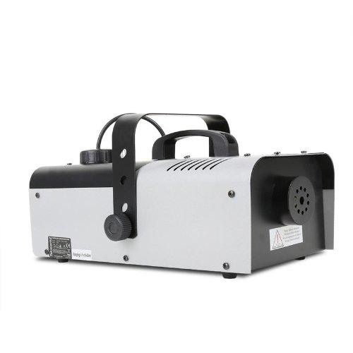 Beamz S1200 MKII macchina del fumo nebbia smoke maker professionale (1200 Watt, 200m³ al minuto, telecomando)
