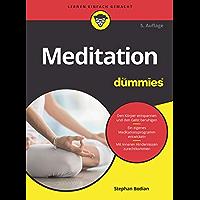 Meditation für Dummies (German Edition)