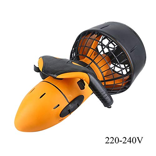 VCB Water Sports Submersible Diving Equipment Underwater Propellers Swimming - Orange