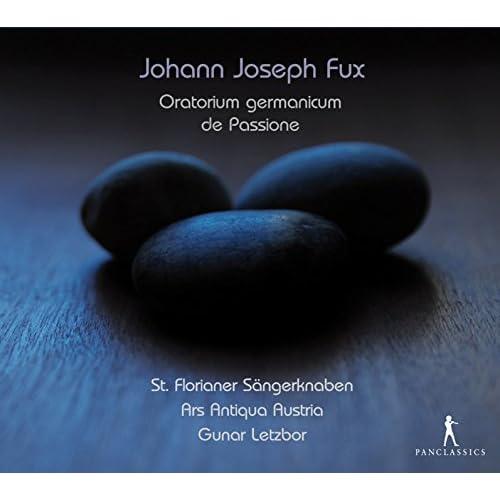 Oratorium germanicum de Passione Domini: Aria: Strikh und Khotten (Furor)
