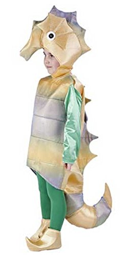 Imagen de disfraz de caballito de mar infantil  1 3 años
