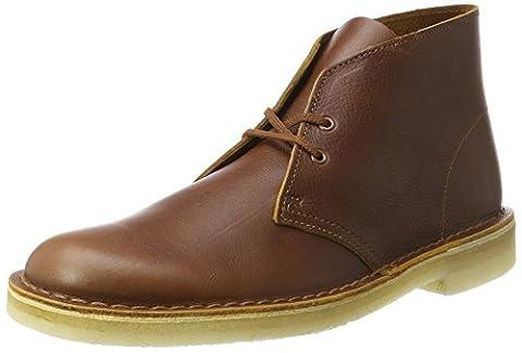 Clarks Herren Desert Boot, Braun (Tan Tumbled), 41 EU
