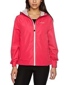 Craghoppers Women's Duke of Edinburgh Award Terrain Shell Waterproof Jacket - Bright Pink, Size 6