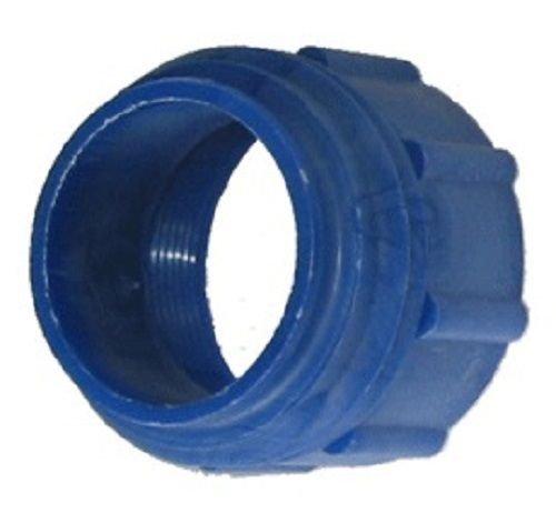 """Preisvergleich Produktbild Adapter für Adblue Handpumpe f. 200l Plastikfässer, 2""""BSP fein x Mauser Grobgewinde"""