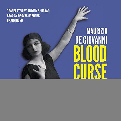 Blood Curse  Audiolibri