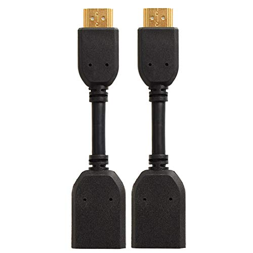 OUOU HDMI-Extender-Adapter für Google Chrome Cast, Fire TV Stick, Roku Stick Anschluss an TV (Chrome Tv-stick)
