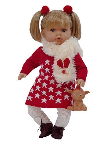 Muñeca Tita con duendecillo de regalo R/1015