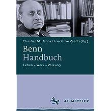 Benn-Handbuch: Leben – Werk – Wirkung