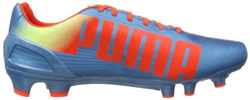 Puma EvoSpeed 3.2 FG Sharks Blue / Fluro Orange / blue