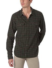 Hilfiger Denim Herren Business Hemden , Kent ,Kariert