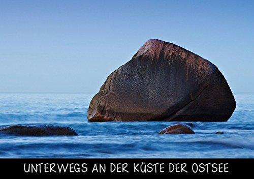 Unterwegs an der Küste der Ostsee (Tischaufsteller DIN A5 quer): Sehenswürdigkeiten an der Küste der Ostsee. (Tischaufsteller, 14 Seiten) (CALVENDO Orte) [Taschenbuch] [Mar 23, 2014] Ködder, Rico
