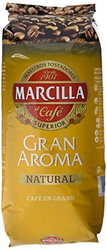 Marcilla, Café de grano tostado - 1kg.