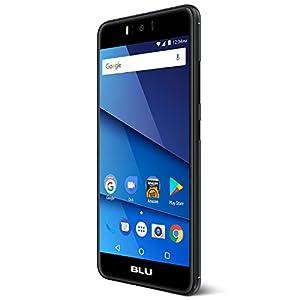 BLU 5.5-Inch R2 Plus 4G LTE Full HD UK SIM-Free Smartphone - Black