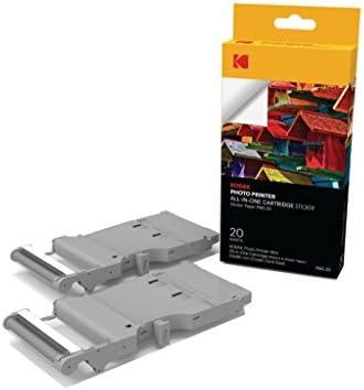 Kodak Cartucho y papel de impresora para PM210