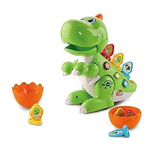 VTech Codi Mijn RoboDino - Juegos educativos, Niño/niña, 2 año(s), 5 año(s), Dinosaurio, Holandés