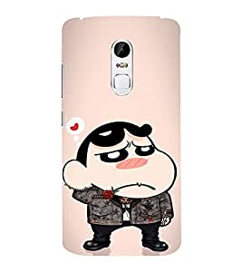 EPICCASE Love n the Air Mobile Back Case Cover For Lenovo Vibe X3 (Designer Case)