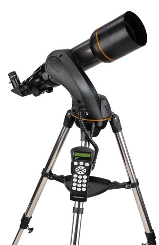 Celestron NexStar 102 SLT – computergesteuertes 102/660 Refraktor-Teleskop (Computergesteuerte Montierung-teleskop)