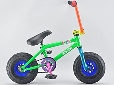 Rocker BMX Mini BMX Bike iROK FUNK Rocker