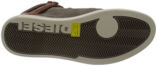 Argento Homme Diesel Oltre Cuoio Chaussures Grande Subcultura Visone 4vT7n4qwf